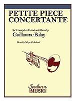 Petite Piece Concertante: Trumpet