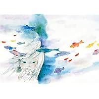 500ピース ジグソーパズル 王子を想う人魚姫 (38x53cm)