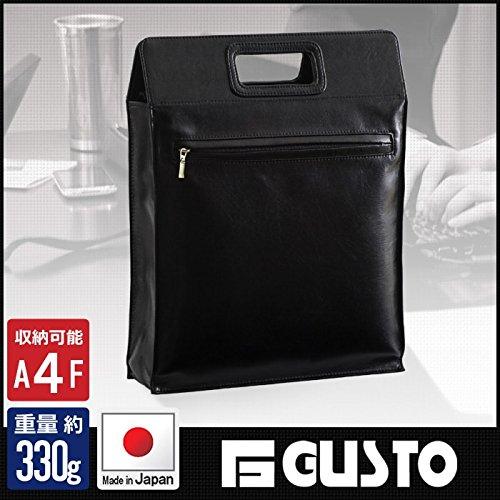 ブリーフケース メンズ ビジネスバッグ 日本製 A4 クラッ...