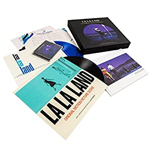 LA LA LAND: THE COMPLETE MUSICAL EXPERIENCE (SOUNDTRACK) [2CD+3LP BOX] (BLUE & BLACK COLORED VINYL, 13X13INCH SOFT-TOUCH BOX, 36-PAGE HARDCOVER BOOK, 2 12X12INCH LITHOGRAPHS, POSTER) [Analog]