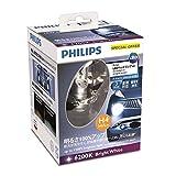 【Amazon.co.jp限定】PHILIPS(フィリップス) X-treme Ultinon LED H4 ヘッドランプ 6200K +100% Amazon.co.jpだけで購入可能!! 12902LPX2