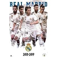 Real Madrid F.C. Poster Players 61 / レアルマドリードF.C.ポスタープレーヤー61