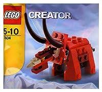 LEGO Creator: Triceratops セット 7604 (袋詰め)
