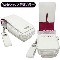 CAMEO(カメオ) ダーツケース GARMENT2(ガーメント2) EX COLOR (ダーツ ケース) F ホワイト/パープル