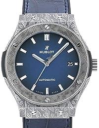 ウブロ HUBLOT クラシックフュ-ジョン フエンテ リミテッド エディション チタニウム 世界限定100本 511.NX.6670.LR.OPX17 新品 腕時計 メンズ [並行輸入品]