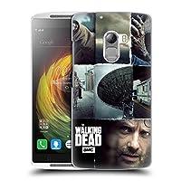 オフィシャルAMC The Walking Dead キーアート・バーティカル ロゴ Lenovo Vibe K4 Note 専用ハードバックケース