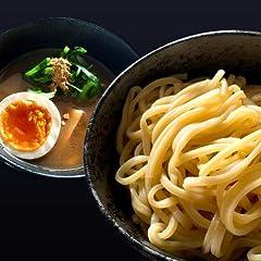濃厚魚介豚骨 つけ麺3食 北海道 極太生麺 送料無料