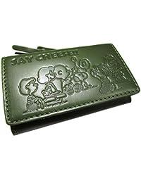 d44a5c8c2045 (スヌーピー) SNOOPY ブランド メンズ レディース 財布 キーケース 牛革レザー ...
