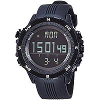 [LAD WEATHER] German Sensor Digital Compass Altimeter / Barometer/ Weather Forecast/ Multi function/ Outdoor Climbing/running/walking Sport Watch