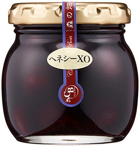 シャン・ドゥ・ボア 森のサファイア ブルーベリー コンポート 瓶 100g×2本