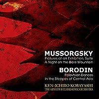 《展覧会の絵》~ムソルグスキー&ボロディン:名曲集