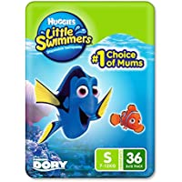 Huggies Little Swimmers, Small (7-12KG), 36, Kilograms