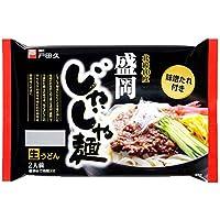 戸田久 北緯40度 盛岡じゃじゃ麺(横型ブラック) 2人前 390g 1ケース(10袋入)