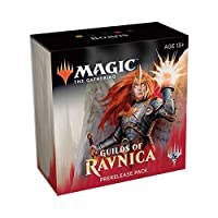 Magic The Gathering: MTG: Guilds of Ravnica Prerelease Pack Boros (Pre-Pelease Promo + 6 Boosters + d20 Spindown Counter) Kit [並行輸入品]