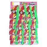 【台紙玩具】 紙ふうせん&プラトンボ (24付)  / お楽しみグッズ(紙風船)付きセット