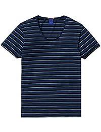 スコッチ&ソーダ SCOTCH & SODA Crew Neck T-Shirt / 2カラー [0101-51167]