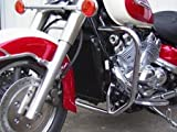 Fehling: プロテクションガード ワンピース 30 mm for Yamaha XVZ 1300 A Royal Star
