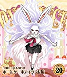 ONE PIECE ワンピース 19THシーズン ホールケーキアイランド編 piece.20 BD [Blu-ray]