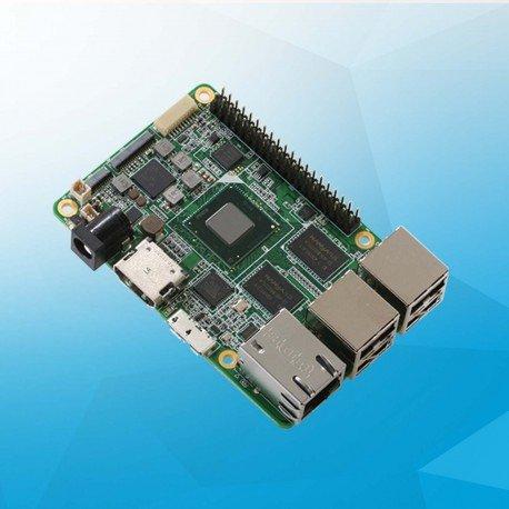 インテル搭載UPボード ラズベリーパイIOピンコンパチ Intel Z8350搭載 Windows 10対応 2Gメモリ+32G eMMC搭載  UP-CHT01-0232
