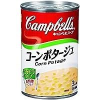 キャンベル 日本語ラベル コーンポタージュ 305g