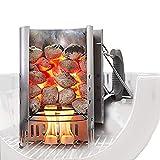 ウェーバー(Weber) バーベキュー コンロ 安心,安全BBQ チャコールブリケット(炭)5㎏ 人,環境,食材に優しい100%自然素材 【日本正規品】 17651 画像