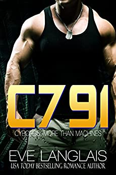 C791 (Cyborgs: More Than Machines) by [Langlais, Eve]