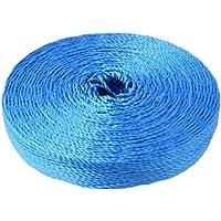 新潟エースロープ エースロープ 3×450m 青 No.210 1kg