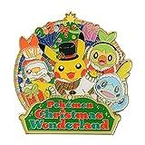 ポケモンセンターオリジナル ロゴピンズ Pokémon Christmas Wonderland