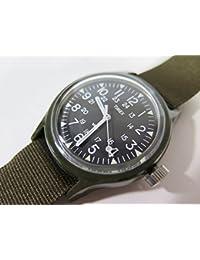 【タイメックス】 オリジナルキャンパー米軍復刻 ミリタリーウォッチ/腕時計 TIMEX Original Camper TW 2P88400 JP