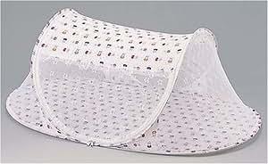 赤ちゃん用蚊帳 ベビー用ワンタッチネット ウサギ柄
