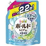 ボールド 洗濯洗剤 液体 フレッシュピュアクリーンの香り 詰め替え 1580g