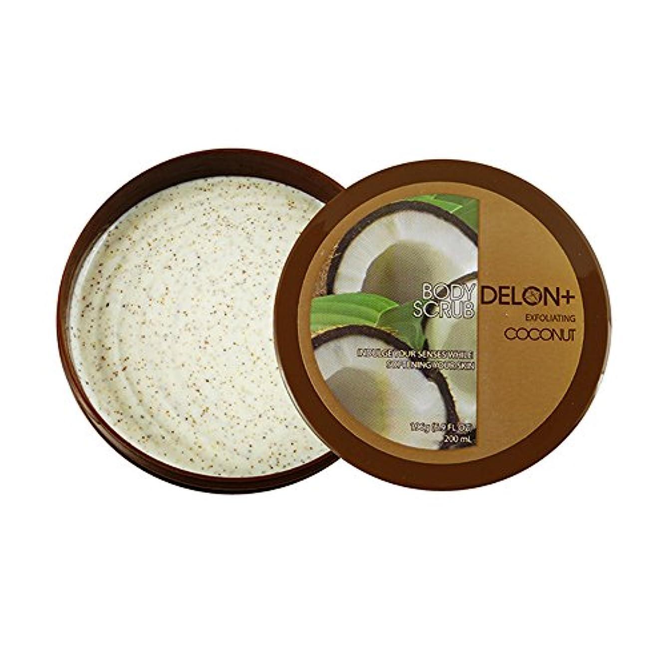 クランプ解決するエレクトロニックDelon オリジナル?ボディバター デロンボディバター(ココナッツ)