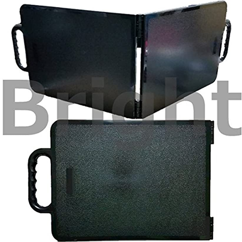 準備ができて熱望する割り込みTBG 2面 バ?クミラー QD ブラック