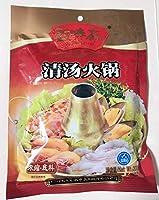 百味斋 清汤火锅 鍋の素 浓缩 底料 メール便 (200gX4袋)