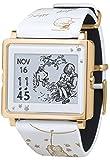 [エプソン スマートキャンバス]EPSON smart canvas Classic Pooh ホワイト 腕時計 W1-DY10220