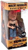 Funko The Walking Dead Exclusive Wacky Wobbler Bobble Head Daryl Dixon [Blood...