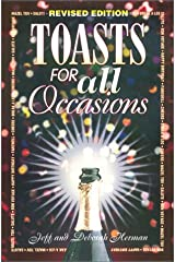 Toasts for All Occasions Paperback