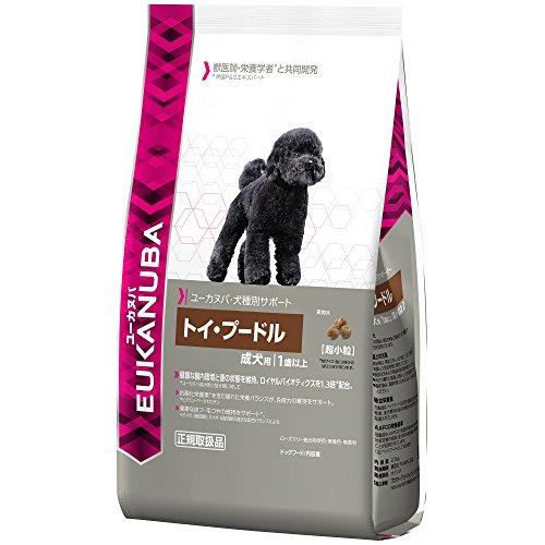 ユーカヌバ 成犬用・犬種別サポート トイ・プードル 2.7kg