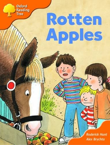 Oxford Reading Tree: Stage 6: More Storybooks A: Rotten Applesの詳細を見る