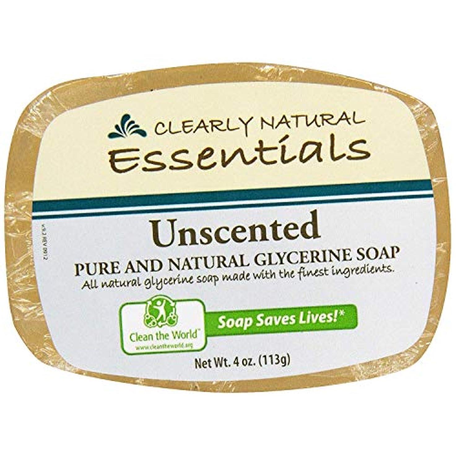 ハンカチ外交テナントTrewax 明らかに自然無香料グリセリン石鹸