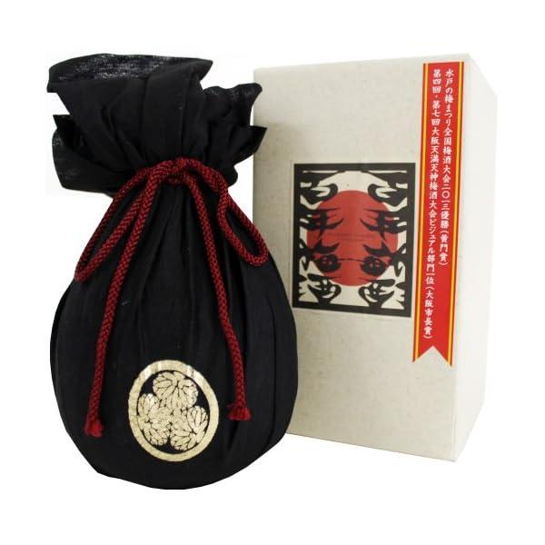 梅酒 梅香 百年梅酒プレミアムの商品画像
