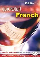 QUICKSTART FRENCH AUDIO CD'S