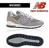[ニューバランス] new balance M996 Gray (GY) 9.5D (27.5cm)