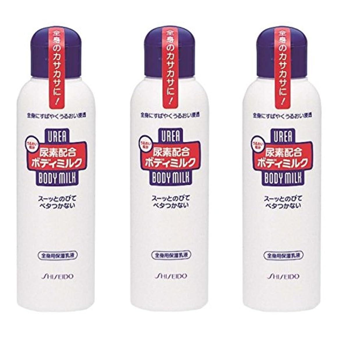 側面必要条件国籍【セット品】尿素配合 ボディミルク 150ml ×3個