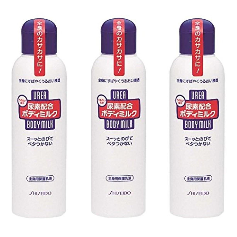 器具長さ省略【セット品】尿素配合 ボディミルク 150ml ×3個