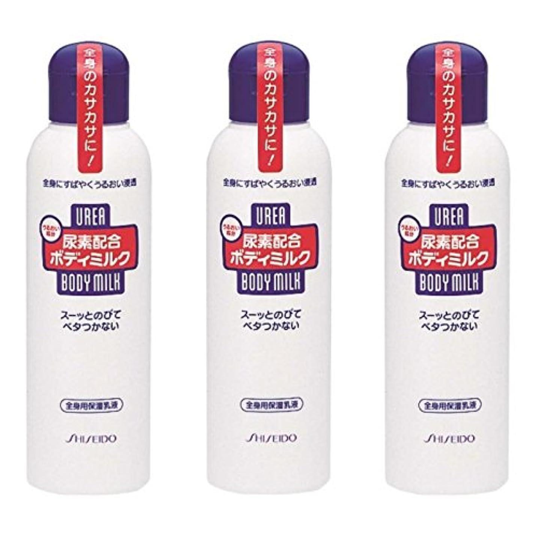 征服者タイマー柱【セット品】尿素配合 ボディミルク 150ml ×3個