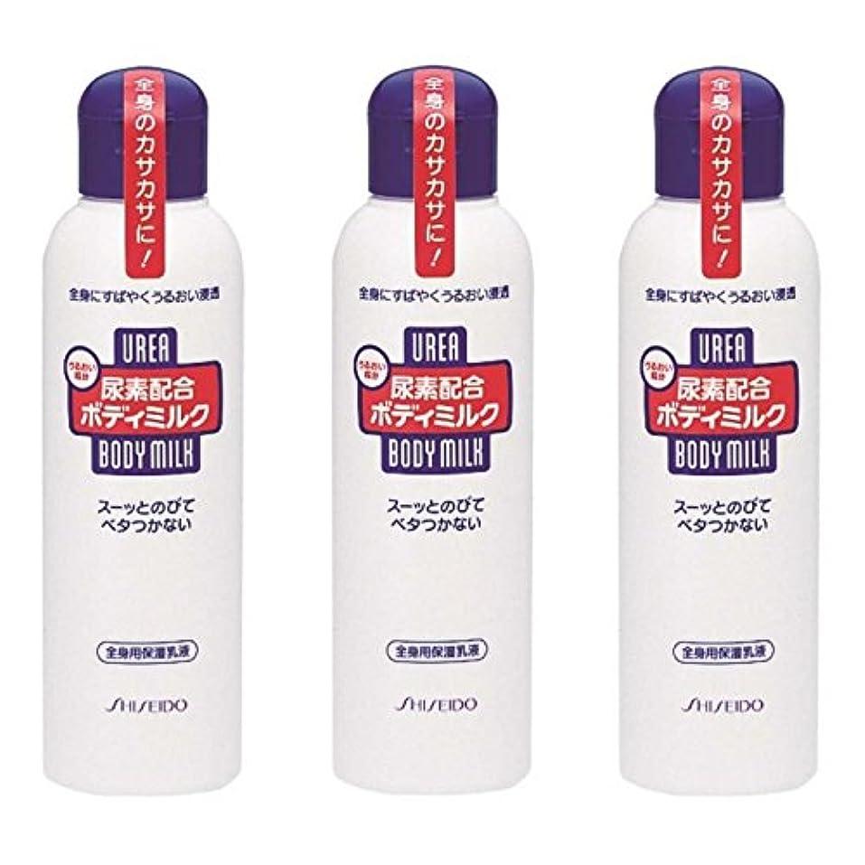 直感正当化する学士【セット品】尿素配合 ボディミルク 150ml ×3個
