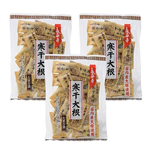 米又 永平寺寒干大根 たまり漬 85g×3袋