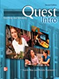 Quest Intro Level Listening and Speaking Student Book (Quest-Listening and Speaking)