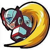 ロックマンX ゼロ 刺繍PATCH